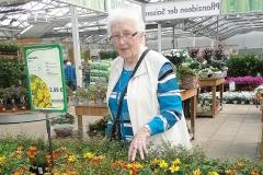 Besuch Gartencenter 2