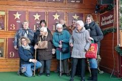 Besuch auf dem Weihnachtsmarkt in Kassel 1