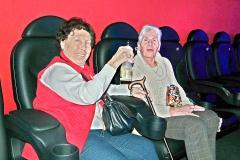Besuch im Kino Cineplex 5