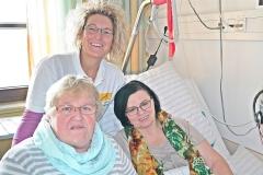 Begleitung beim Besuch im Krankenhaus 1