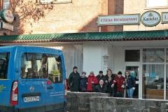 Restaurant Besuch Lotusgarden 1