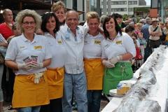 Kuchenausgabe Baunatal Stadtfest 1