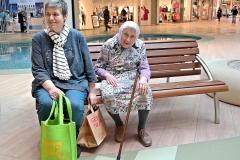 Einkaufen im Ratio 6