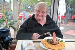 Ausflug Bad Wildungen: Waffelkönigin 2