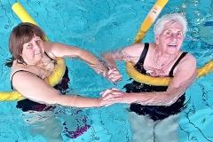 Wassergymnastik 4